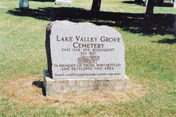 Lake Valley Grove Cemetery