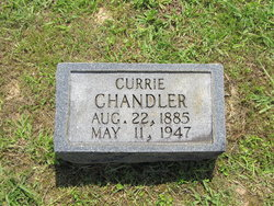 Currie Chandler