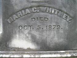 Maria <I>Caven</I> Whitney