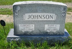 Florence A. <I>Lindsey</I> Johnson