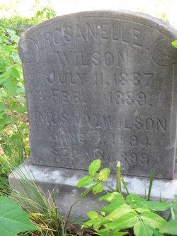 Rosanelle Wilson