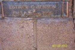 Esther Cleveland <I>Heimbuecher</I> Jensen