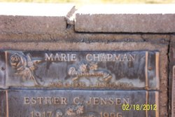 Mary Marie <I>Elson</I> Chapman