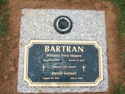 """Winona Fern """"Mimi"""" <I>Moore</I> Bartran"""