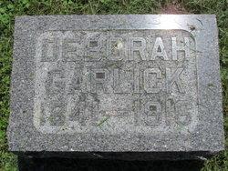 Deborah <I>McClintock</I> Garlick