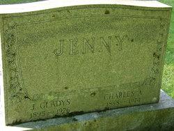 Gladys <I>Blakeman</I> Jenny