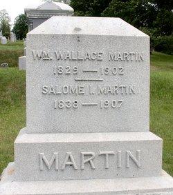 Salome Isabelle <I>Hillery</I> Martin