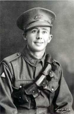 Pvt Percival George Dale