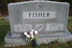 Gladys Stella <I>Stephens</I> Fisher
