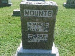"Lurenia ""Zena"" <I>Turner</I> Mounts"