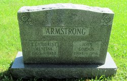 J Catherine <I>Mentink</I> Armstrong