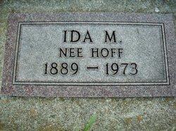 Ida Marie <I>Hoff</I> Albrecht