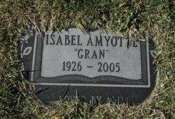 """Isabel Sig """"Gran"""" <I>Copithorn</I> Amyotte"""
