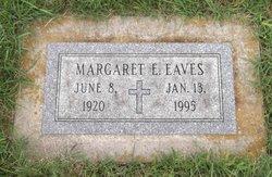 Margaret Elizabeth <I>Handley</I> Eaves