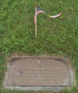 Richard Reuben Green