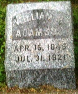 William M Adamson