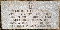 Martin Dale Single
