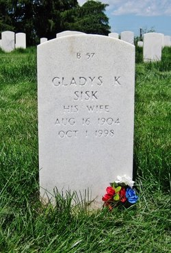 Gladys K Sisk