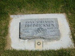 Anne Sorensen Fredrickson