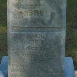 Ambrose Cowley