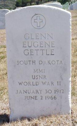 Glenn Eugene Gettle