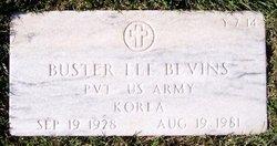 Buster Lee Bevins
