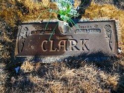 Annetta Marie <I>Johnson</I> Clark