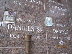 William Lyam Daniels, Sr