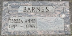 Teresa Anne Barnes