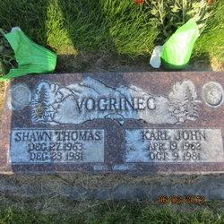 Shawn Vogrinec