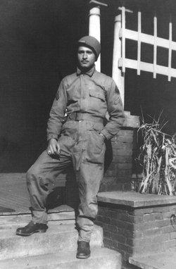 Pvt Harold E LePow