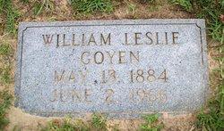 William Leslie Goyen