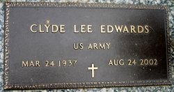 Clyde Lee Edwards