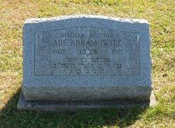 Abe Abrahamowitz