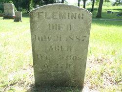 "George L ""Georgie"" Fleming"
