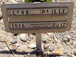 Clara Fay <I>Campbell</I> Paille