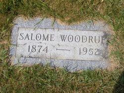 "Salome ""Sally"" <I>Gross</I> Woodruff"