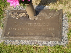 R. C. Strickland