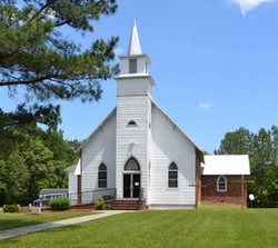 Lively Hope Baptist Church Cemetery