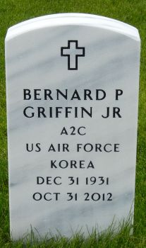 "Bernard Patrick ""Bernie"" Griffin, Jr"