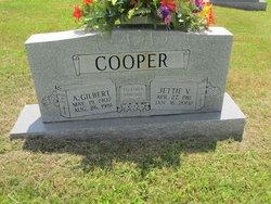 Jettie V Cooper