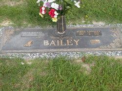 Rubye Bailey
