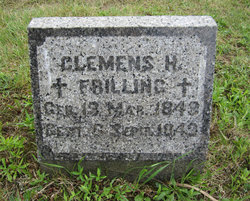 Clemens H. Frilling