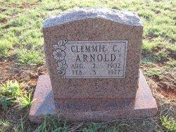 Clemmie Clondo Arnold