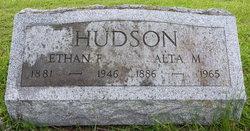Alta M <I>Cruthers</I> Hudson