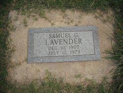 Samuel G. Lavender