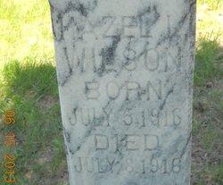 Hazel Larree Wilson