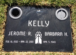 "Jerome Richard ""Jerry"" Kelly"