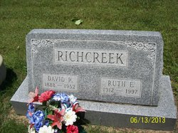 Ruth E <I>Armstrong</I> Richcreek