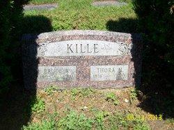 Thora M <I>Saul</I> Kille